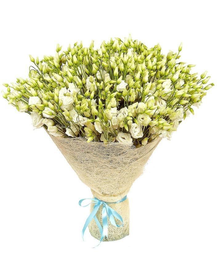 Цветов, заказать цветы лизиантусы